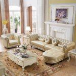 Ghế Sofa Hoàng Gia Sang Trọng
