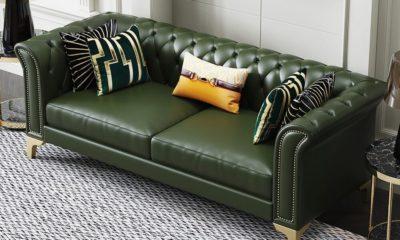 Ghế Sofa Kiểu Cổ Điển 1