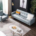 Ghế Sofa Nỉ Đẹp Hiện Đại