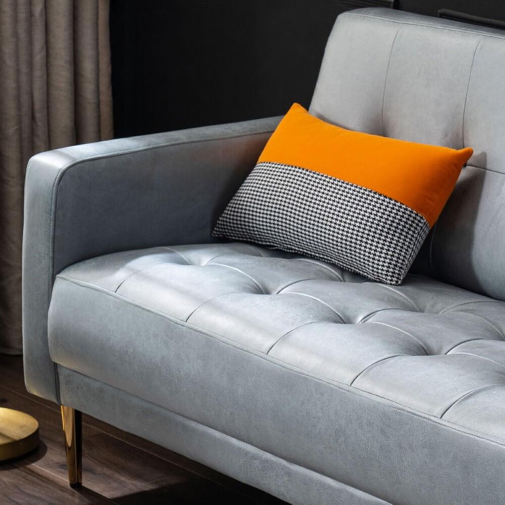 Ghế Sofa Nỉ Đẹp Hiện Đại 4
