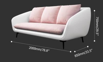 Ghế Sofa Phòng Khách Nhỏ 5