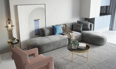 Ghế Sofa Tiện Lợi Hiện Đại 1