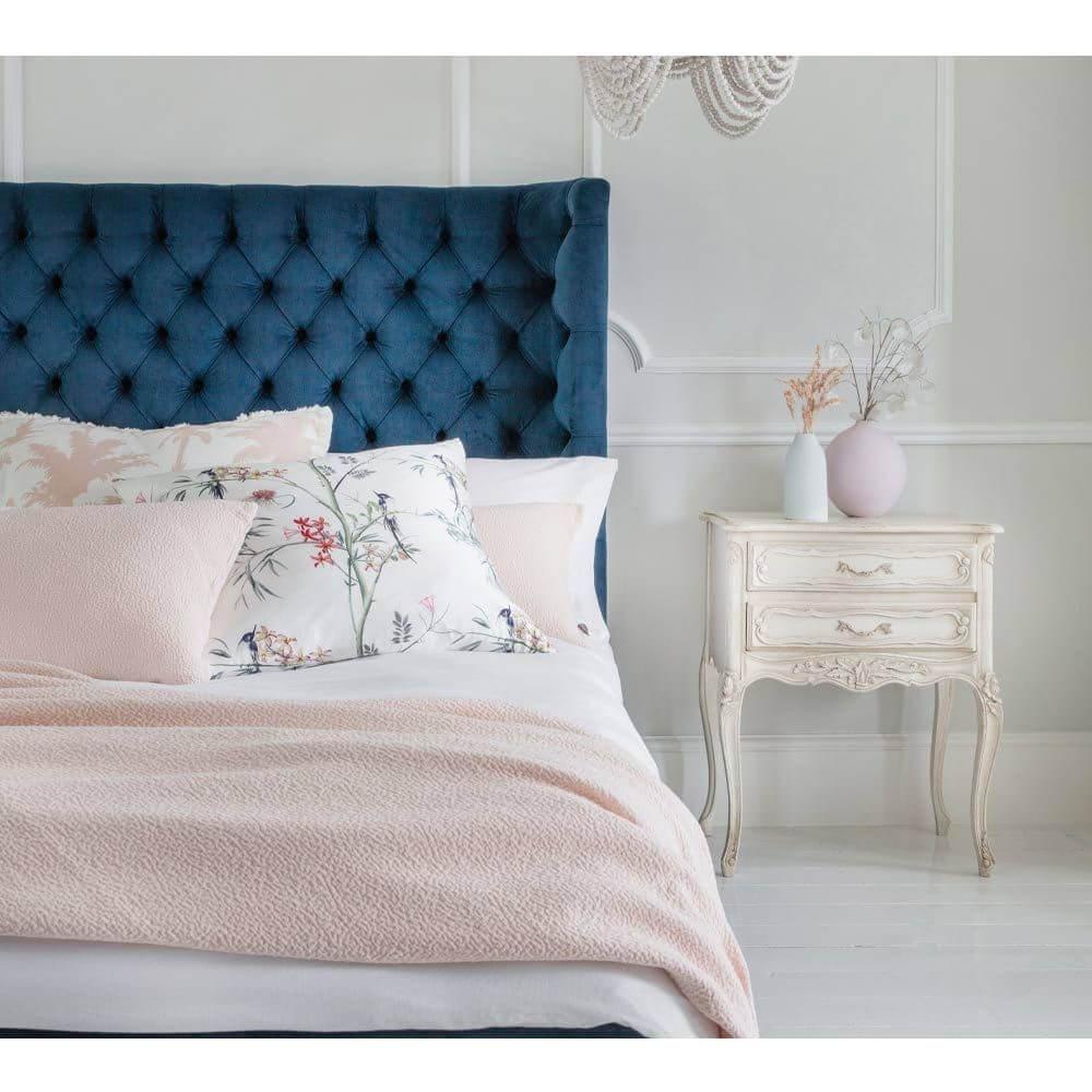 Giường Ngủ Bọc Nhung Đẹp