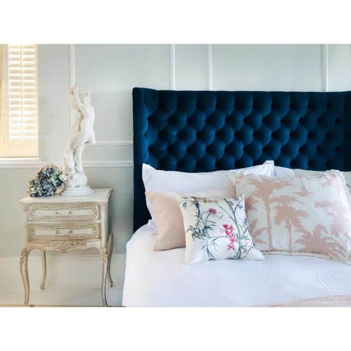 Giường Ngủ Bọc Nhung Đẹp 10