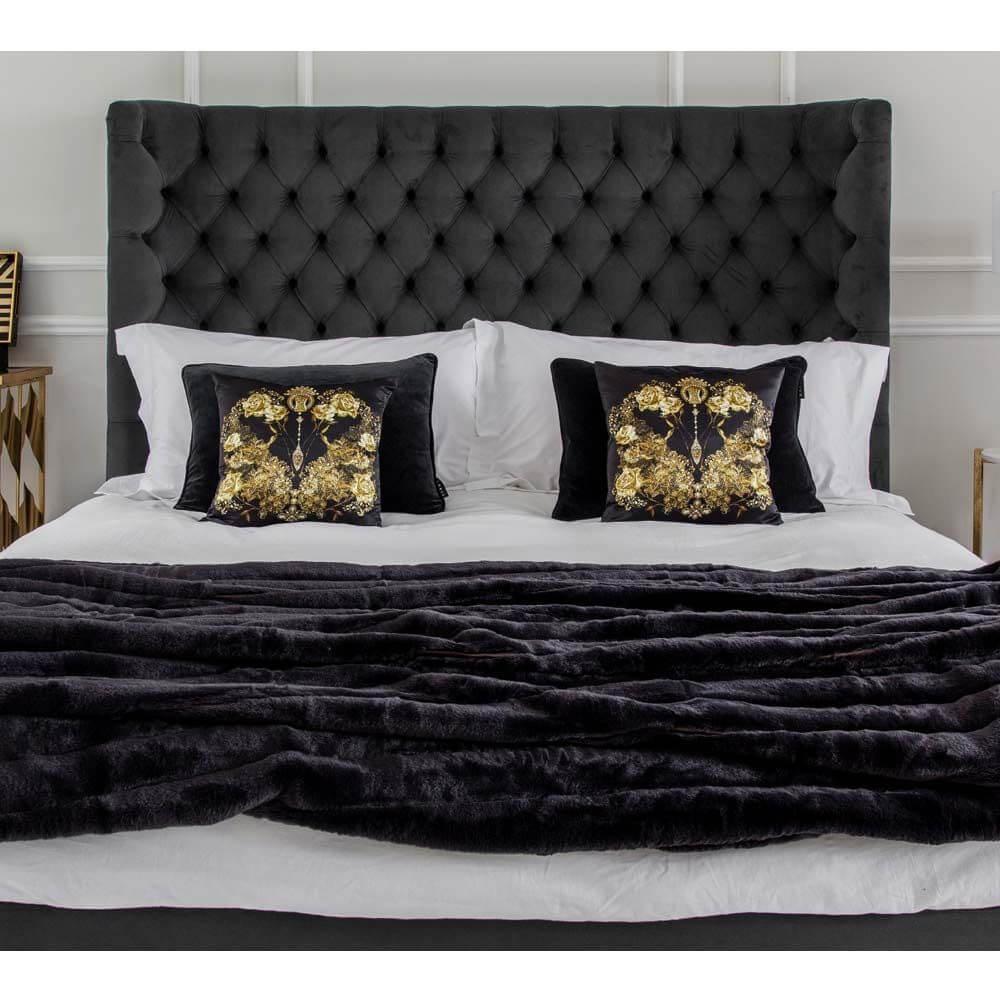 Giường Ngủ Bọc Nhung Đẹp 11