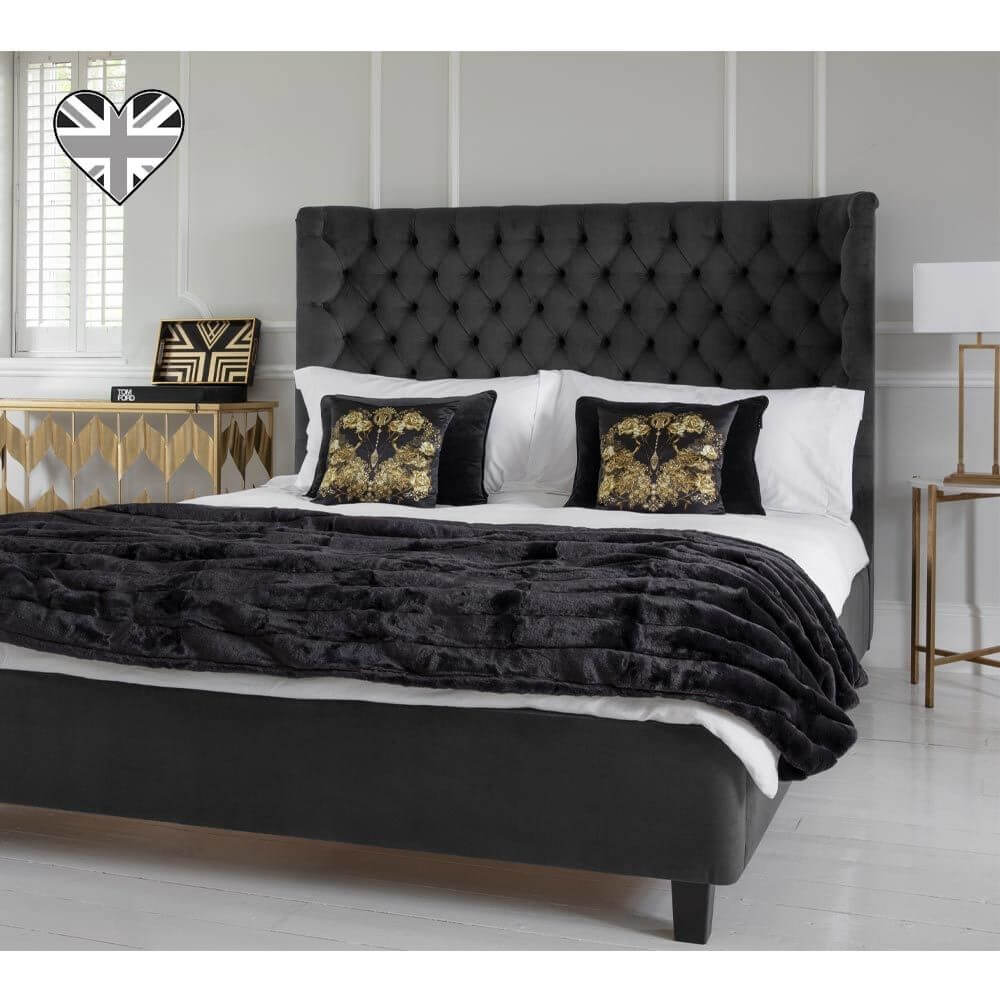 Giường Ngủ Bọc Nhung Đẹp 12