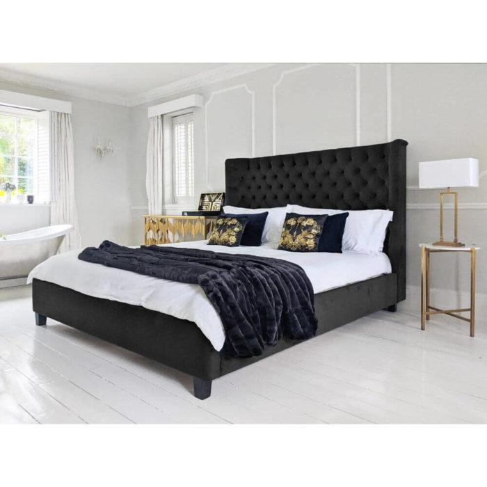 Giường Ngủ Bọc Nhung Đẹp 15