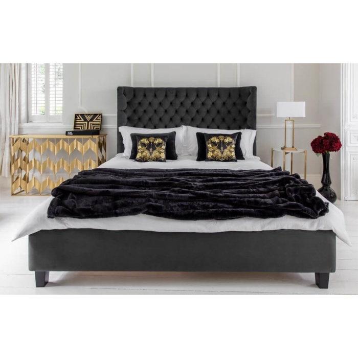 Giường Ngủ Bọc Nhung Đẹp 16