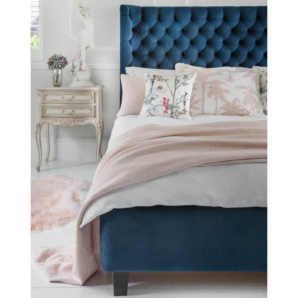 Giường Ngủ Bọc Nhung Đẹp 2
