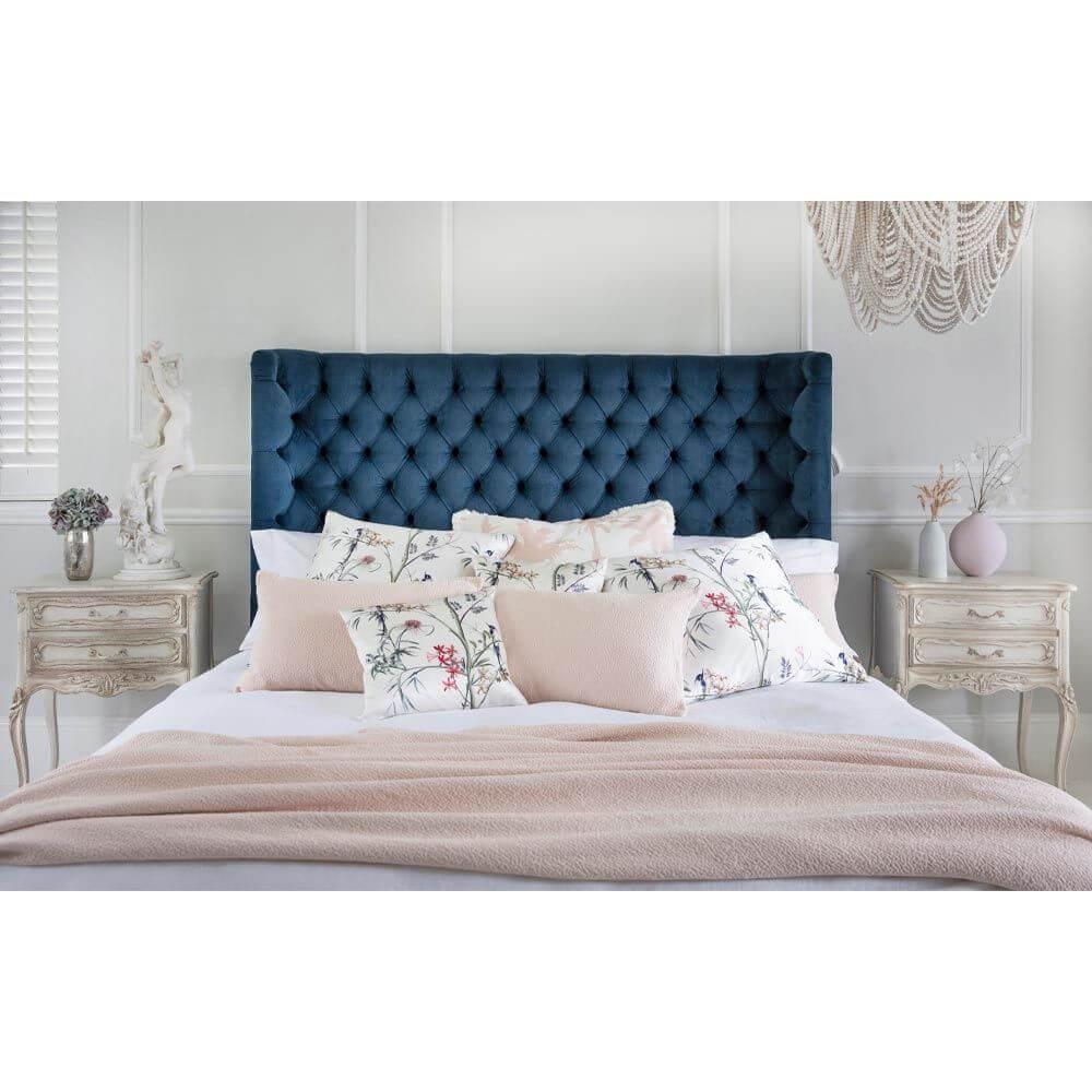 Giường Ngủ Bọc Nhung Đẹp 4