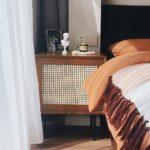 Tủ Đầu Giường Vintage