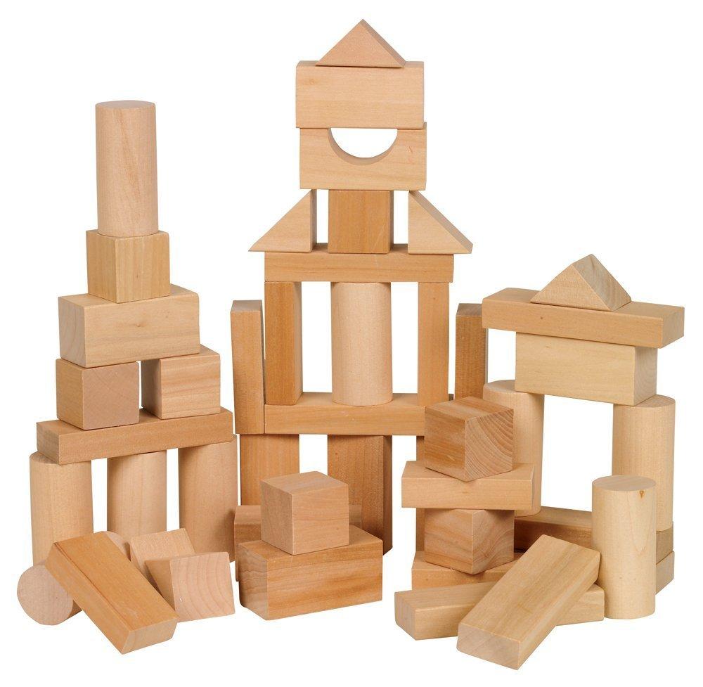 Mô hình đồ hàng bằng gỗ