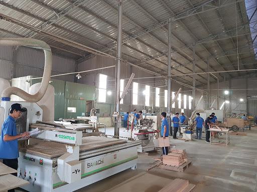 Sản xuất nội thất gỗ công nghiệp