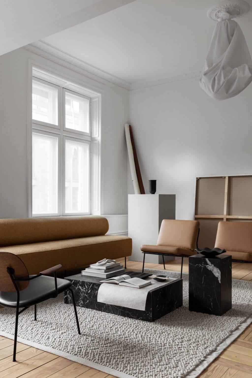 Thiết kế nội thất chung cư phong cách Bắc Âu