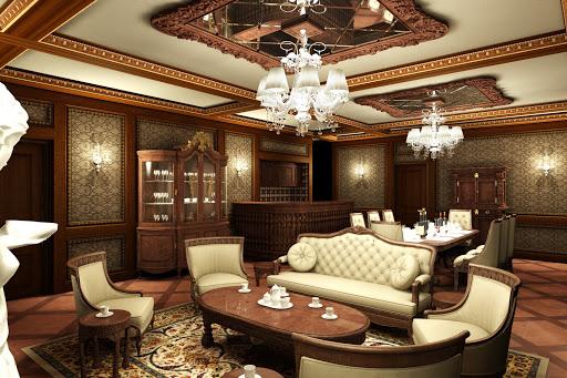 Thiết kế nội thất chung cư theo tân cổ điển