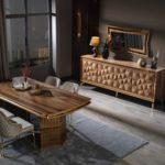 Tủ trang trí gỗ đẹp phòng khách 1