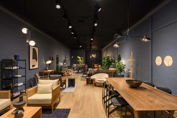 Cửa hàng nội thất hiện đại