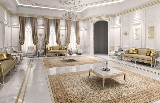 Thiết kế nội thất hoàng gia xu hướng mới nhất hiện nay