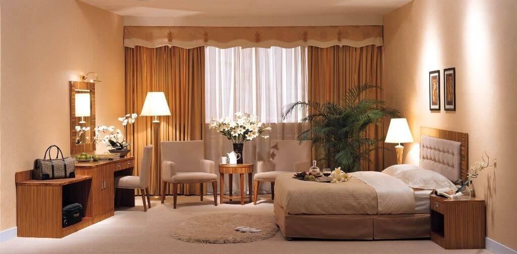 Đặc điểm của nội thất khách sạn