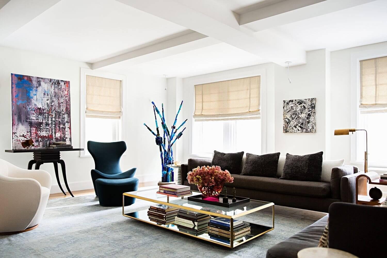 Những món đồ nội thất giúp bạn thiết kế nội thất phòng khách đẹp
