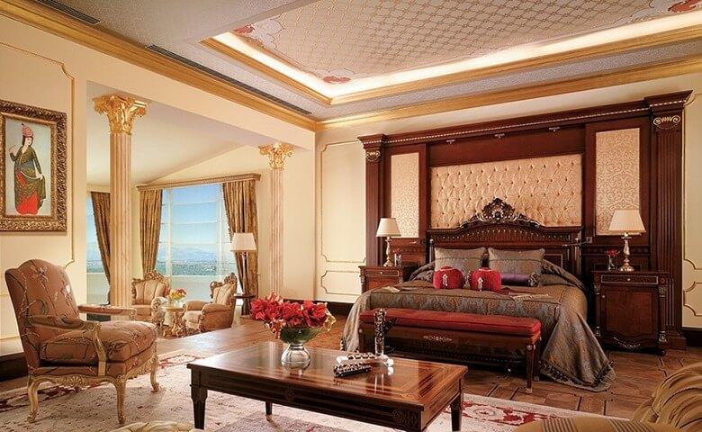 Thiết kế nội thất khách sạn mang phong cách cổ điển