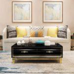 Bàn Sofa Mặt Kính PKD 03 1