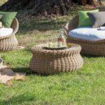 Bàn Sofa Ngoài Trời PKD 05 1
