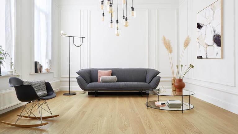 Chất liệu trong thiết kế Scandinavian