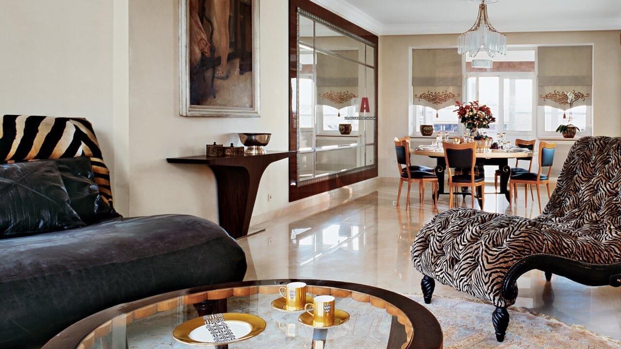 Độ tinh xảo trong thiết kế nội thất Luxury