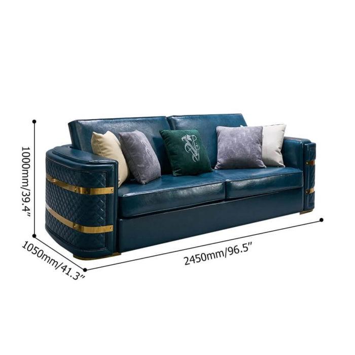 Ghế Sofa Dài PKD 03 11