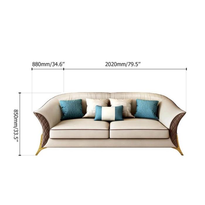Ghế Sofa Dài PKD 10 6