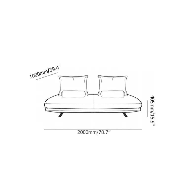 Ghế Sofa Dài PKD 11 5