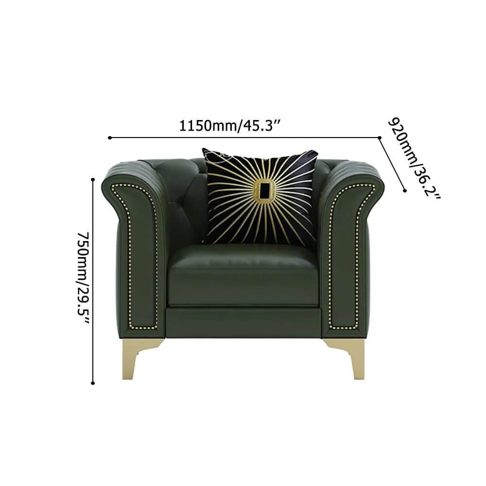 Ghế Sofa Đơn PKD 01 3