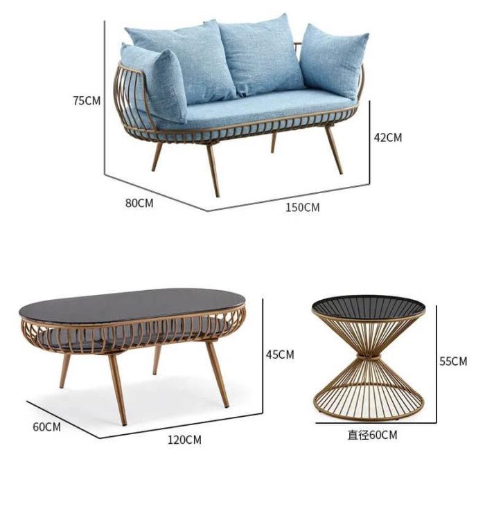 Ghế Sofa Mini PKD 01 3