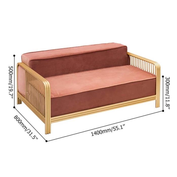Ghế Sofa Mini PKD 03 4