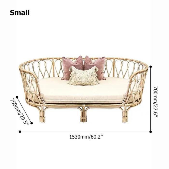 Ghế Sofa Mini PKD 04 4