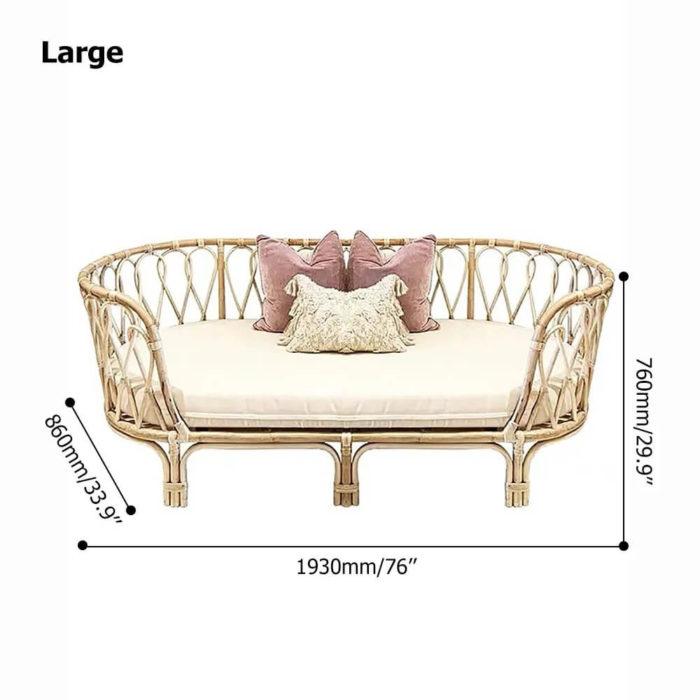 Ghế Sofa Mini PKD 04 5