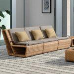 Ghế Sofa Ngoài Trời PKD 01