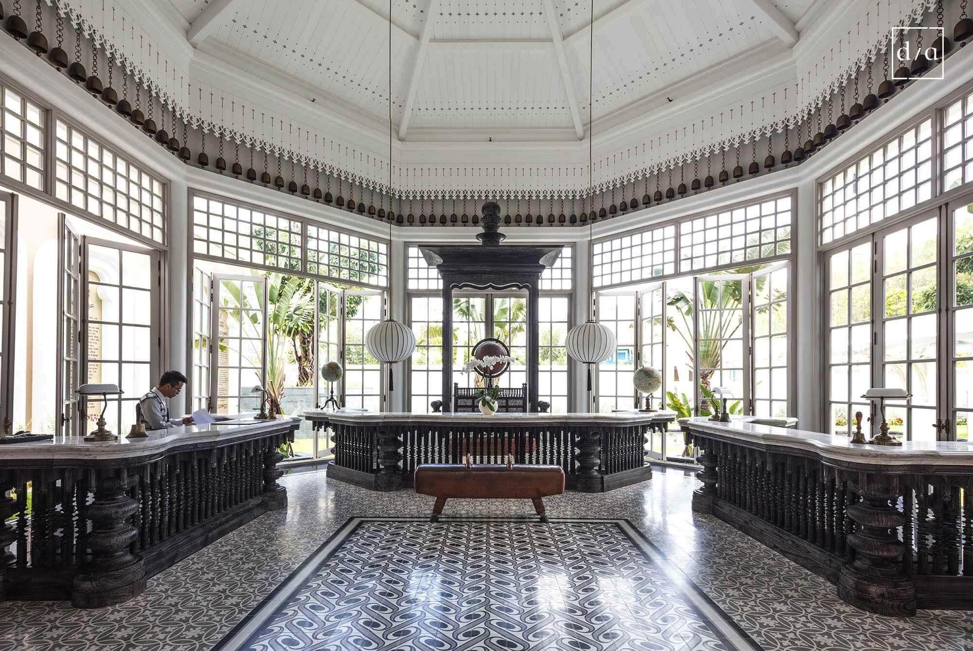 Kiến trúc Indochine