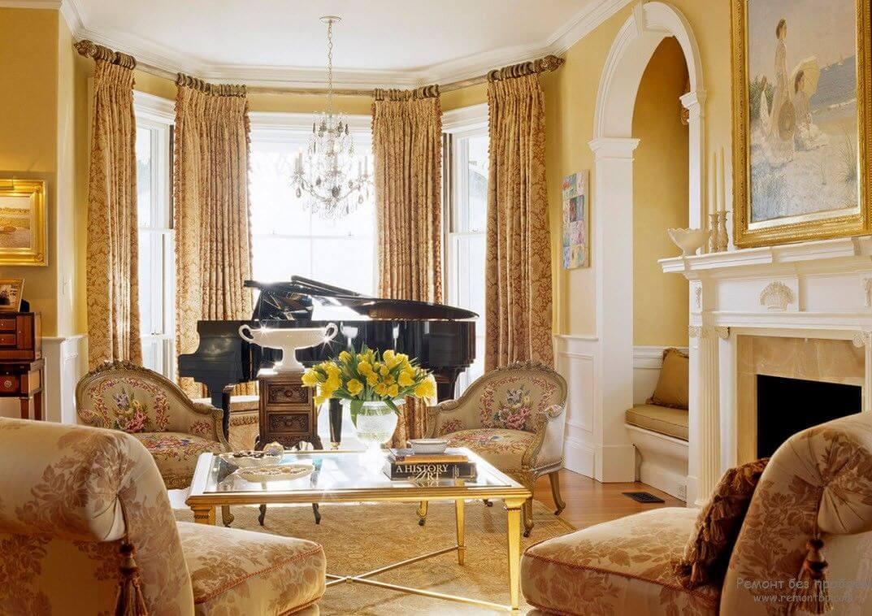 Nguồn gốc của sự ra đời của phong cách thiết kế Luxury