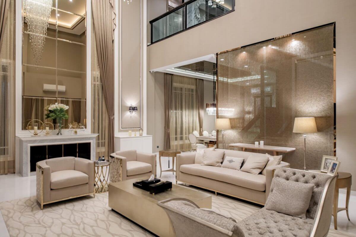 Phong cách Modern Luxury