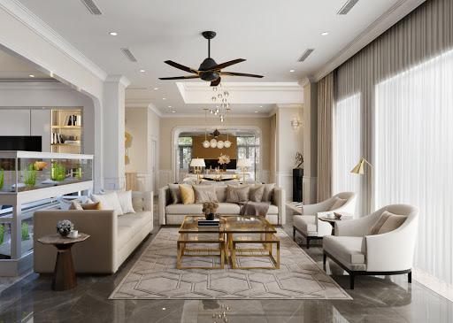Phong cách thiết kế Luxury là gì-
