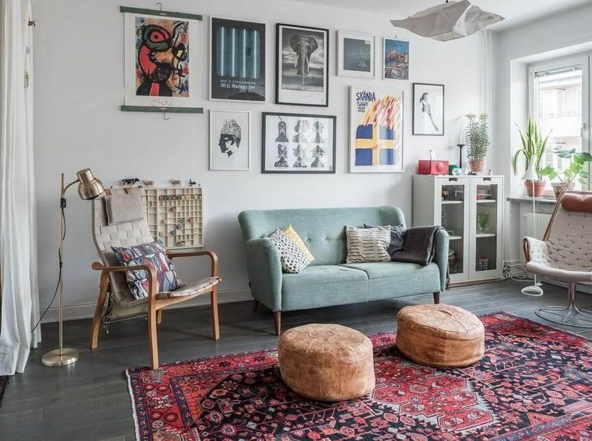 Yếu tố ánh sáng trong thiết kế nội thất Vintage