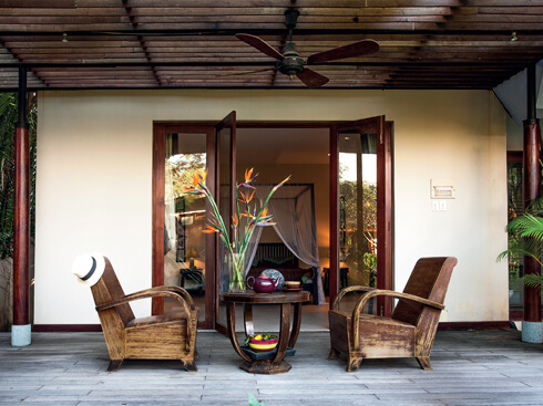 Hiện đại hóa nhà truyền thống trong thiết kế kiến trúc