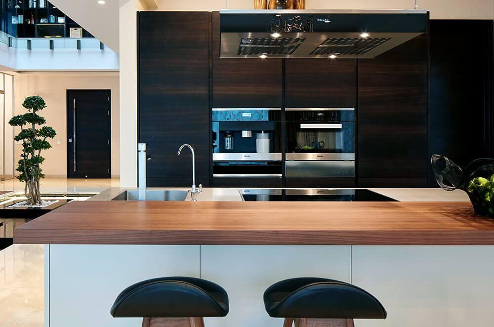Nguyên tắc trang trí nhà bếp biệt thự