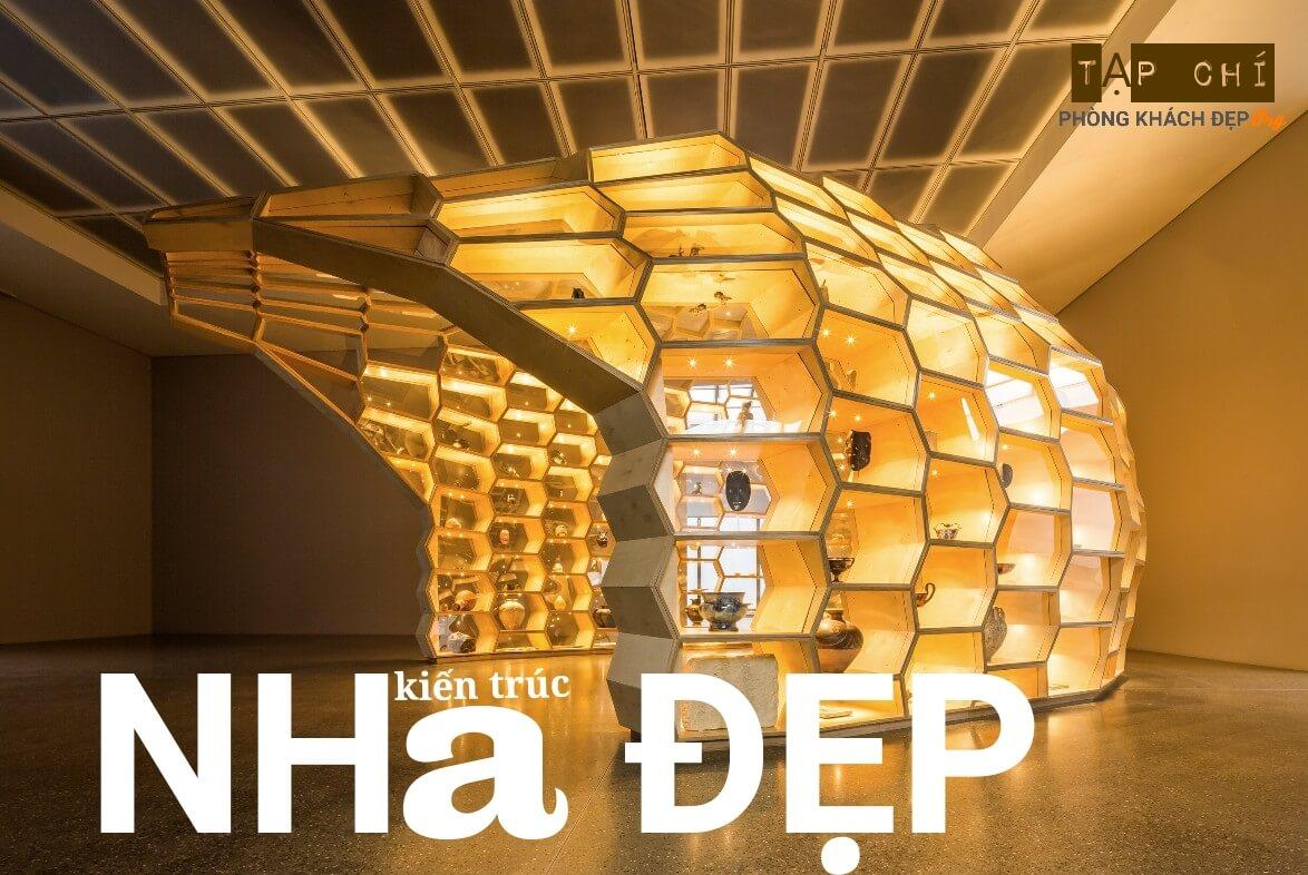 Tạp chí kiến trúc nhà đẹp