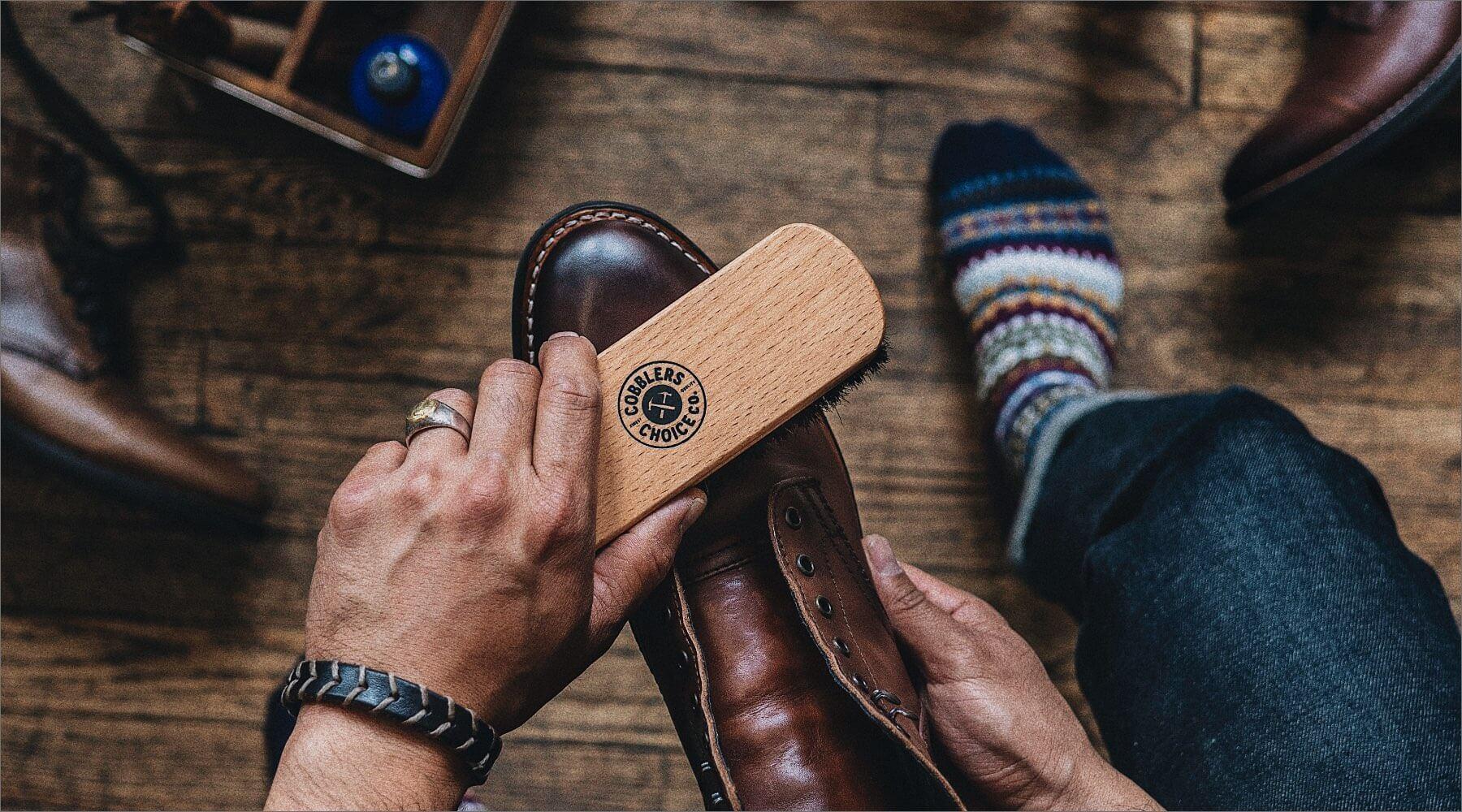 Bảo quản giày khoa học