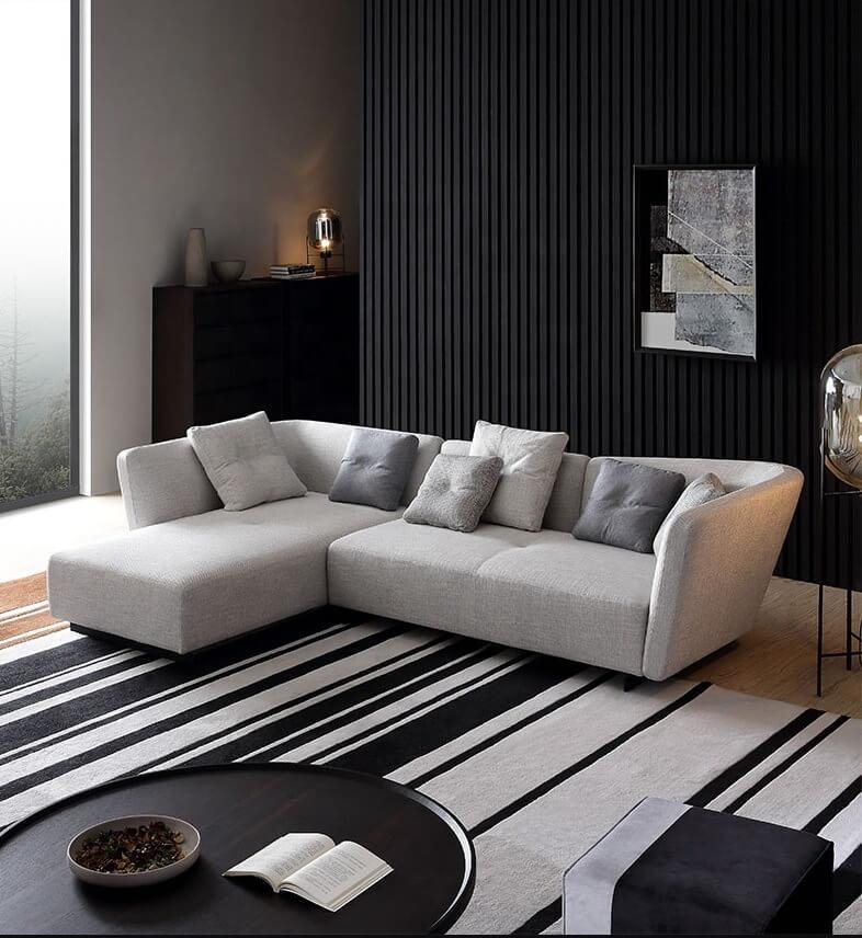 Chọn thảm trải sàn phòng khách