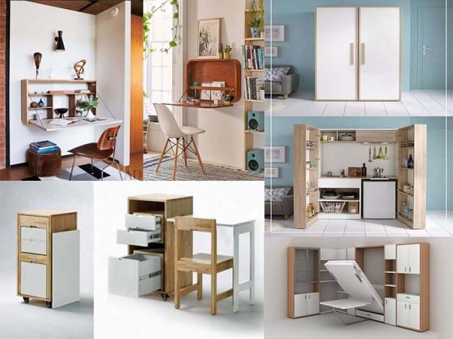 Dùng đồ trang trí nội thất ở Đồng Nai có nhiều công năng