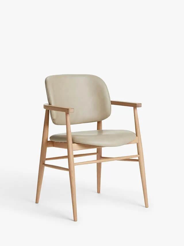 Ghế gỗ ngồi văn phòng thông dụng